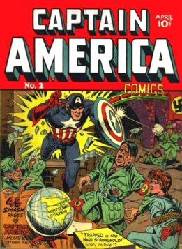 Captain America Comics 2 (April 1942)