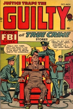 Justice Traps the Guilty 1 (October-November 1947)