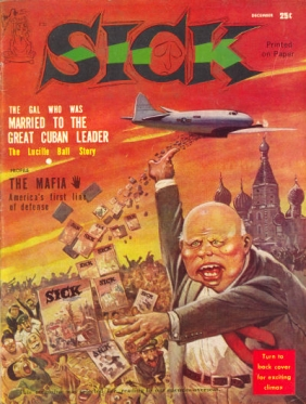 Sick 3, c. 1960 (cover artist unknown)