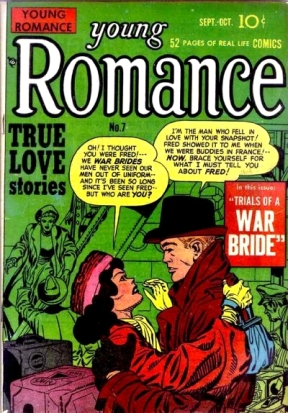 Young Romance 7 (September-October 1948)